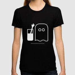 Bloody Mary Bloody Mary Bloody Mary (Black) T-shirt