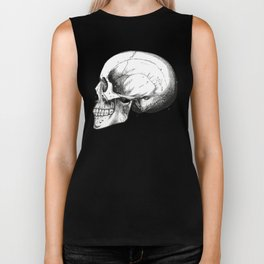Skull 7 Biker Tank