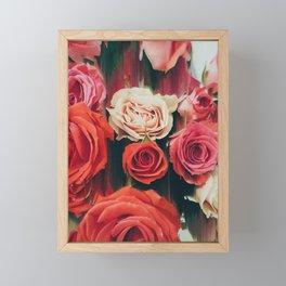 Beauty is Fleeting Framed Mini Art Print