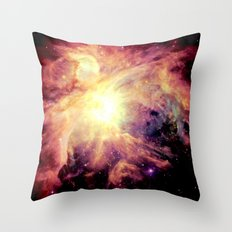 neBUla Colorful Warmth Throw Pillow