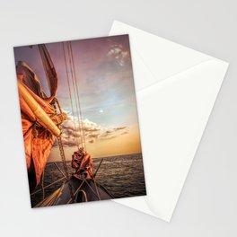 Sail on Spirit of Buffalo Stationery Cards