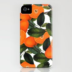 The Forbidden Orange #society6 #decor #buyart iPhone (4, 4s) Slim Case