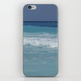 Carribean sea 8 iPhone Skin