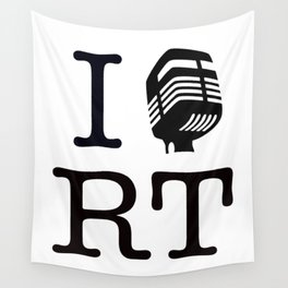 I Robot RT Wall Tapestry
