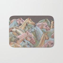 The Queen's Horses Bath Mat