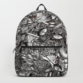 Eat The Rich Backpack