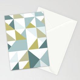 Modern Geometric 15 Stationery Cards