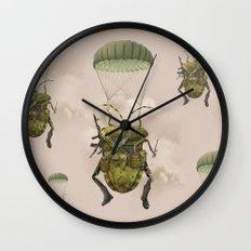 Military Wall Clock