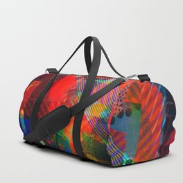 Navigating The Labyrinth Series 7 Duffle Bag
