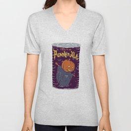 Pumpkin Ale Unisex V-Neck