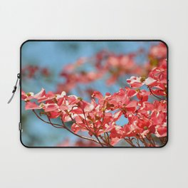 PINK DOGWOOD Laptop Sleeve