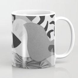 What is Art? (Black and White) Coffee Mug