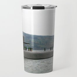 USS LOUISIANA (SSBN-743) Travel Mug
