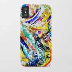 re: stacks // Bon Iver iPhone X Slim Case