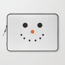 Snowman Holiday Laptop Sleeve