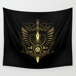 Triforce The True Heroes Wall Tapestry