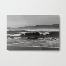 Rapid Waters Metal Print