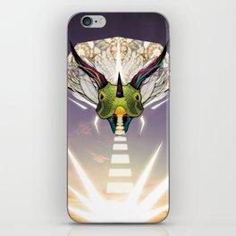 Volantesaurus Lux iPhone Skin