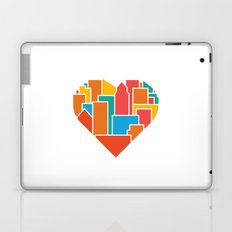 Livin' for the City Laptop & iPad Skin