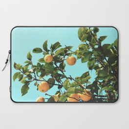 Summer Orange Tree Laptop Sleeve
