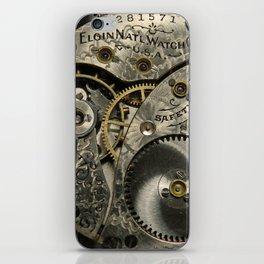 Clockwork Homage iPhone Skin