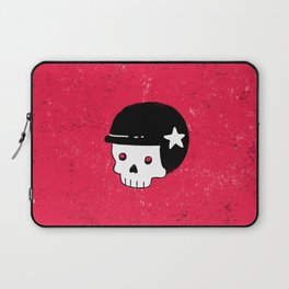 skull dude Laptop Sleeve