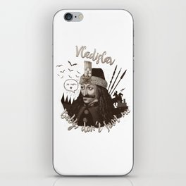 Vladislav iPhone Skin