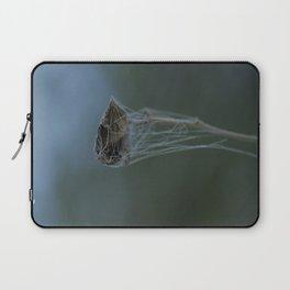 Arctic Cobweb Laptop Sleeve