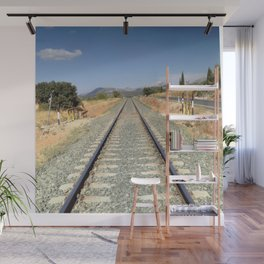 Train in Spain Wall Mural