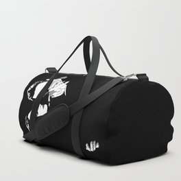 Gomez & Morticia Duffle Bag