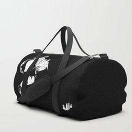 Gomez & Morticia Duffle Bag