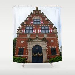 Zwaanendael Museum Shower Curtain