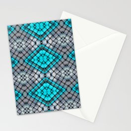 Blue eyes watching over you Stationery Cards
