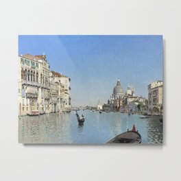 Martin Rico - Venice Metal Print
