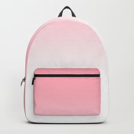 Pink Sunset Gradient Backpack