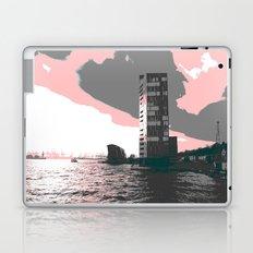hamburg harbour Laptop & iPad Skin