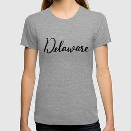 Delaware (DE; Del.) T-shirt