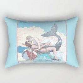 Endless Summer Rectangular Pillow