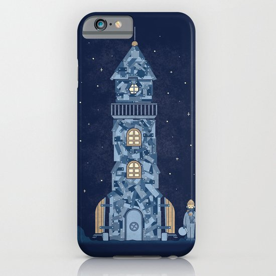 There Must Be More Than The Sea iPhone & iPod Case