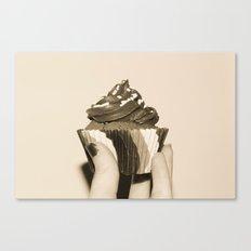 cussy1 Canvas Print