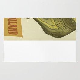 Vintage poster - Holland Rug