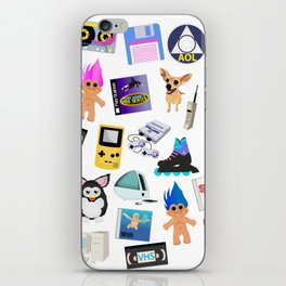 Only 90's Kids Will Understand iPhone Skin