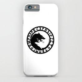 Fenrir iPhone Case