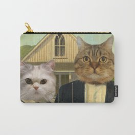 """American """"Cat""""thic Carry-All Pouch"""