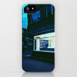 Hopper in Berchem iPhone Case