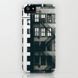 Converge iPhone Case