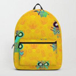 Owl pattern13 Backpack