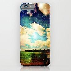 Far Out Beach iPhone 6s Slim Case
