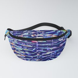 Feeling Blue Fanny Pack