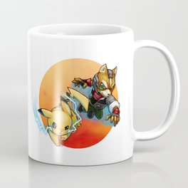 Quick Attack Coffee Mug